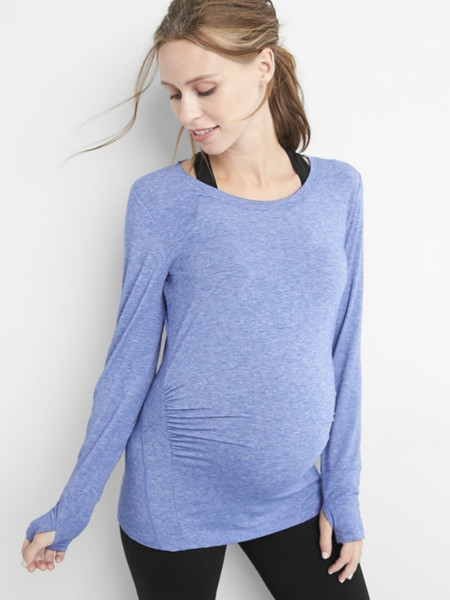 b74dd2470aac3 The Best Maternity Workout Clothes - Mabel + Moxie