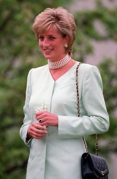 Princess Diana Threw Herself Down Stairs While Pregnant