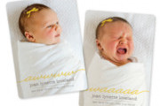 Adorable Birth Announcements You'll Love