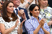 How Kate Middleton And Meghan Markle Are Rocking Motherhood In Different Ways