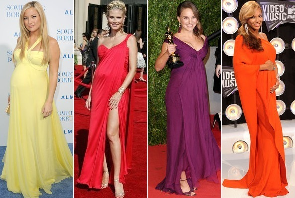 The Best Red Carpet Maternity Wear