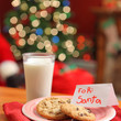 Put Out Cookies And Milk For Santa