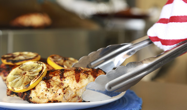Go For Tangy Grilled Chicken