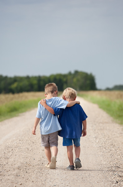 Encourage Bonding With A Special Friend