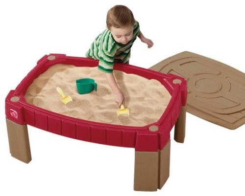 Buy (Or Make) A Sand Table