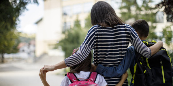 What It's Really Like To Return To Work After Having Four Kids