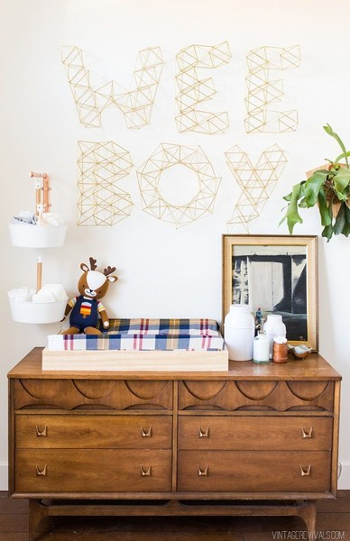 Give Your Dresser Dual Use
