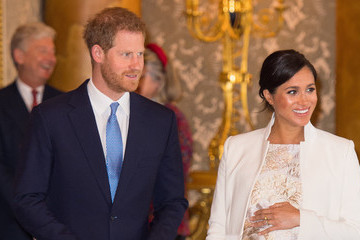 All The Times Prince Harry And Meghan Have Broken Tradition As Members Of The Royal Family