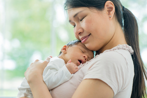 Focus On Bonding With Your Baby