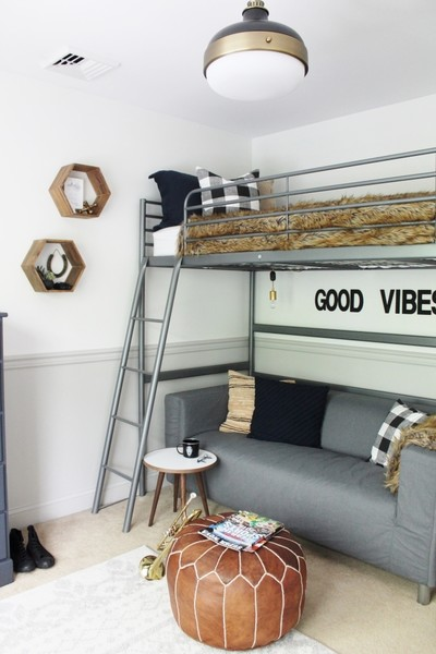 Loft and Couch