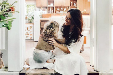 This Mom With Moxie Is Raising Her Family In Under 400 Square Feet