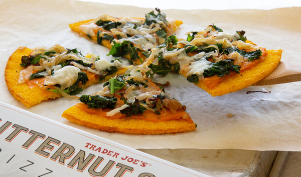 Try Fall Harvest Pizza