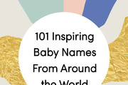 101 Inspiring Baby Names From Around The World