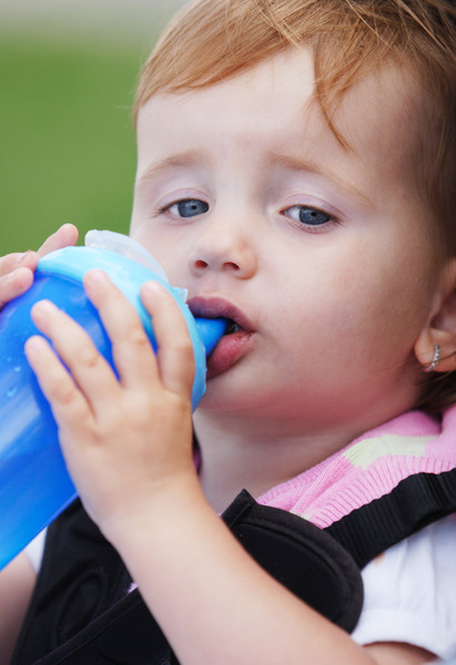 Throw In A Sippy Cup Or Water Bottle