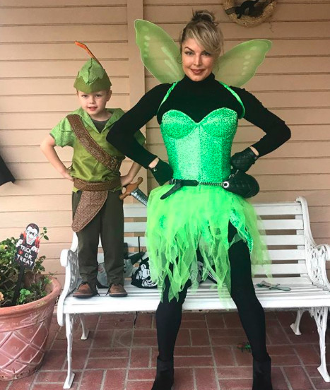 Look Out For Peter Pan And Tink