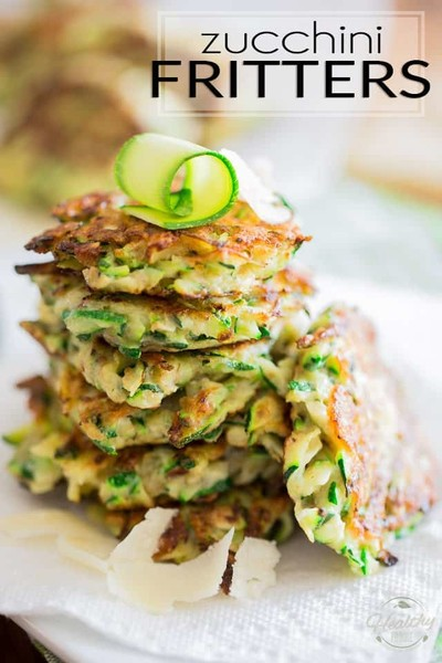 Or Zucchini Fritters