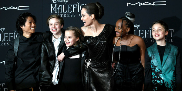 Things You Didn't Know About Angelina Jolie's Kids