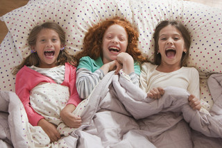 Is Your Child Ready For Their First Sleepover?