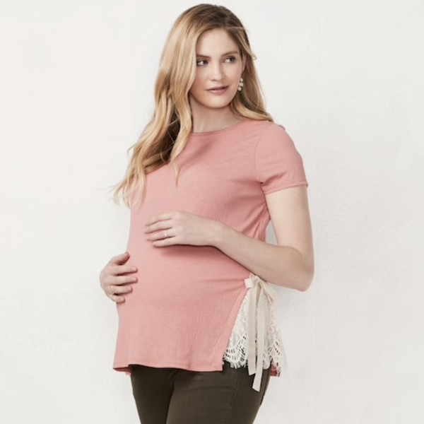 Kohl's Maternity Must-Have