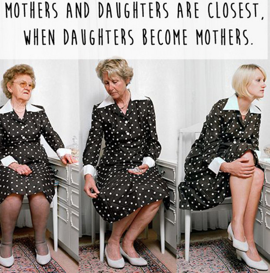Mothers and Daughters Quote