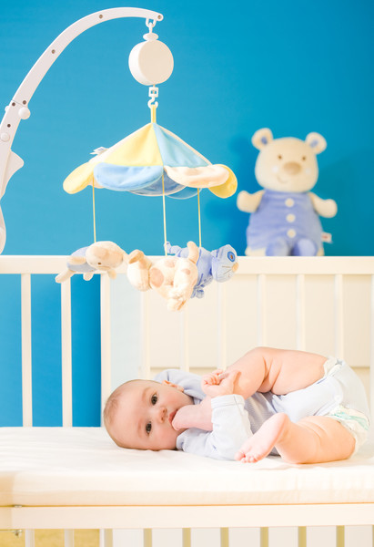 Position Baby Monitor Away From Crib