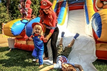 Over-The-Top Celebrity Kid Birthday Parties