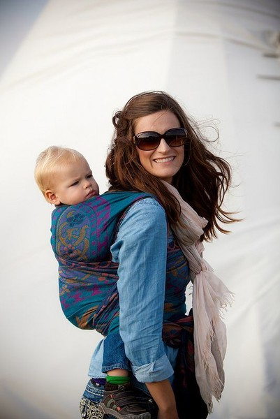 Everything You Need To Know About Babywearing To Get Started