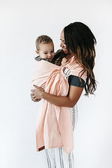 Baby Wearing Is For Your Health