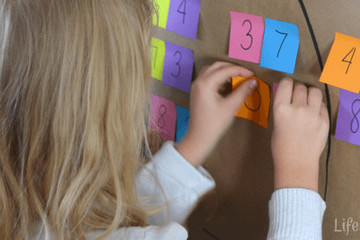 Hands-On Math Games For Kids