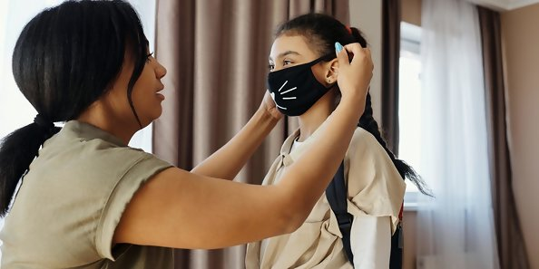 Face Masks For Kids And Families