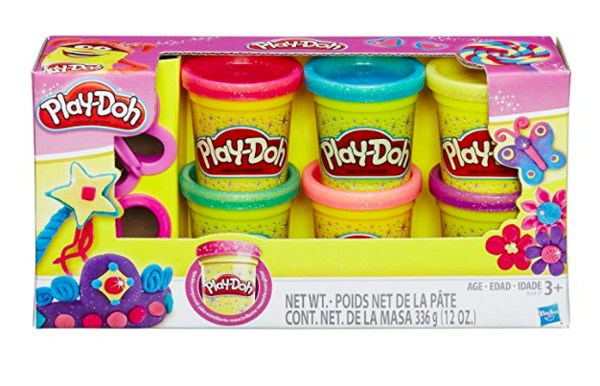 Don't Forget The Play-Doh