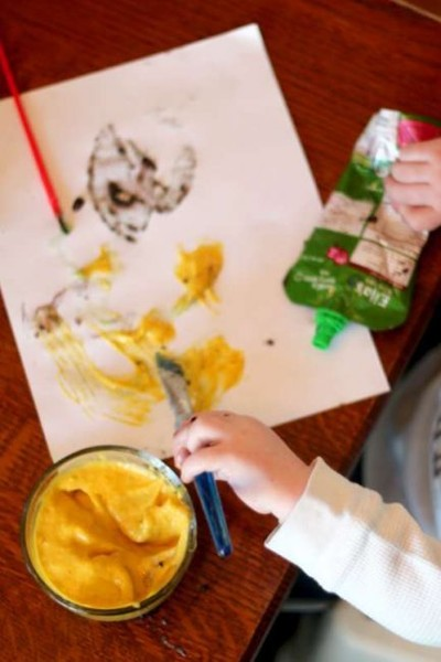Paint With Foods
