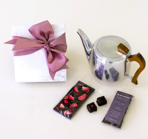Fancy Chocolate and Tea