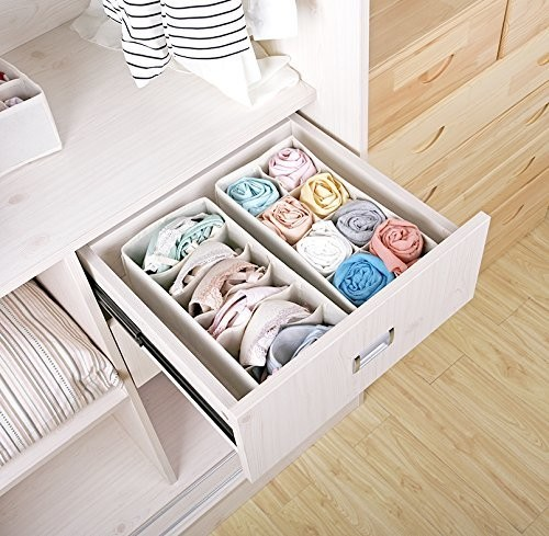 Use Drawer Dividers