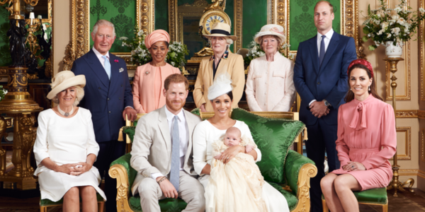 Royalty-Approved Baby Names