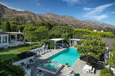 Rob Lowe's Jaw-Dropping $46 Million Montecito Mansion